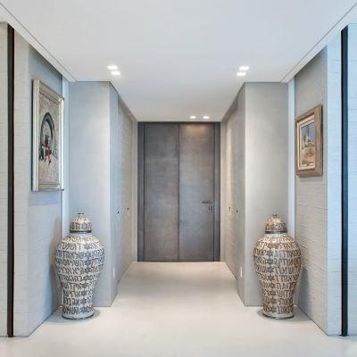 דלתות כניסה ופנים